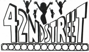 42nd Street Logo raw